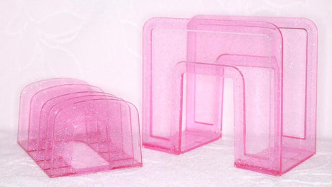 BOOK STANDS (PINK)