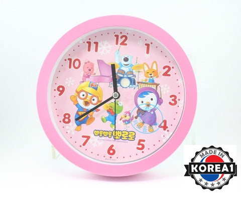PORORO WALL CLOCK-BAND (SMALL)