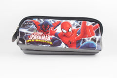 MARVEL SPIDERMAN PENCIL CASE-DOUBLE ZIPPER