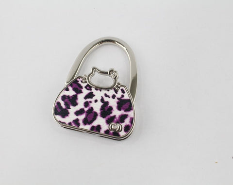 BAG HOOK-PURPLE