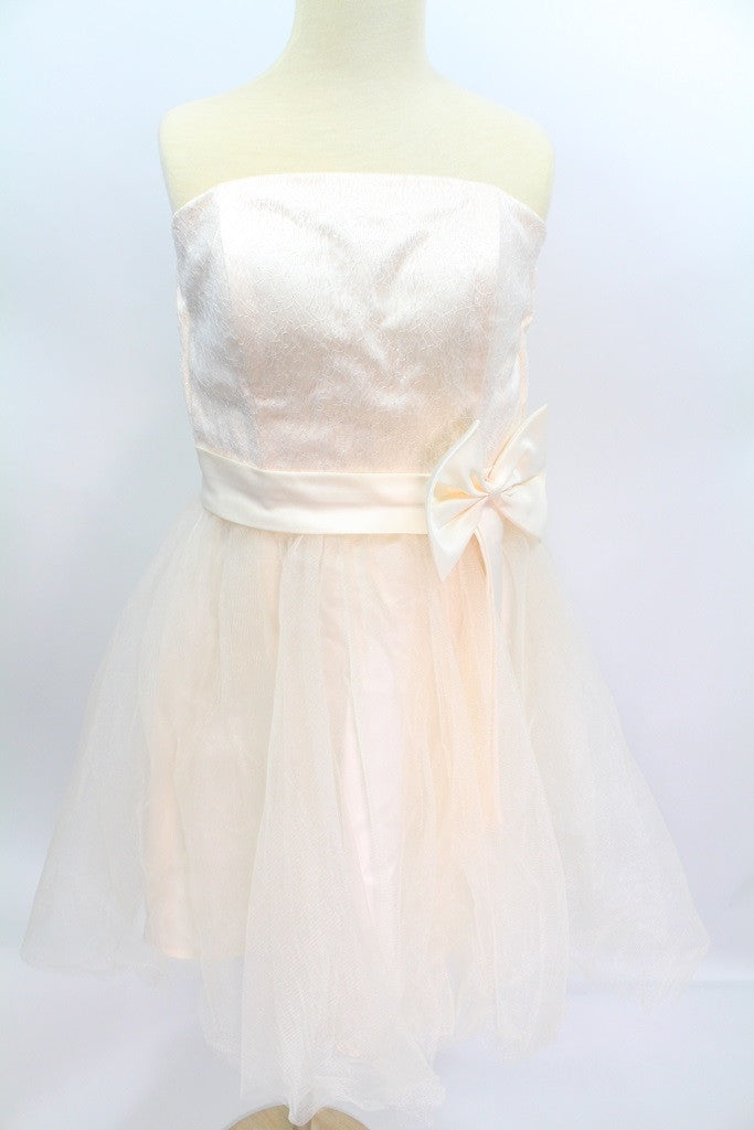 DRESS-LOVEY DOVEY BEIGE