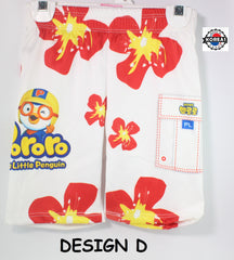 PORORO SHORT PANTS [AGE 5-6] [MADE IN KOREA]