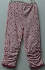 HELLO KITTY KIDS COTTON 3/4 PANTS- LIGHT PINK KT 88200-2
