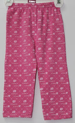 HELLO KITTY KIDS COTTON PANTS- 3/4 DARK PINK KT 88200-6