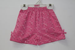 HELLO KITTY KIDS SHORTS- PINK WITH PRINTS KT 88201-6