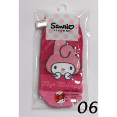 MELODY ANTI-SLIP KIDS SOCKS - MM-A203 (10-14CM) [AGE 1-4] [MADE IN TAIWAN]
