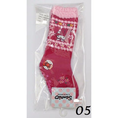 MELODY ANTI-SLIP KIDS SOCKS - MM-302 (12-14CM) [AGE 2-4] [MADE IN TAIWAN]