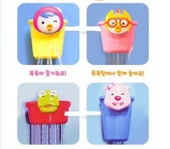 PORORO SHOWER CUPS 4PCS SET