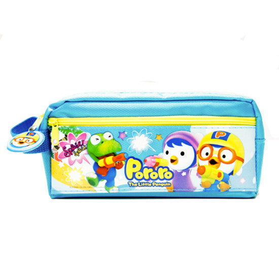 PORORO PENCIL CASE- DESIGN B [ORIGINAL LICENSE]