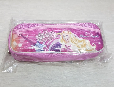 BARBIE PENCIL CASE- BPEB1006(A) DARK PINK