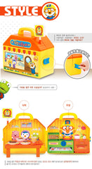 PORORO COOKING PLAY HOUSE SET [ORIGINAL LICENSE] [SELF-COLLECTION ONLY]