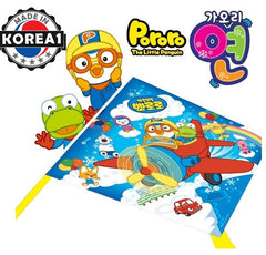 PORORO FLYING KITE FOR KIDS [MADE IN KOREA]