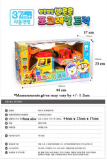 PORORO BIG TRUCK & EXCAVATOR TOY [SELF-COLLECTION ONLY]