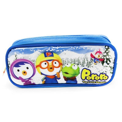 PORORO PENCIL CASE - DESIGN C [ORIGINAL LICENSE]