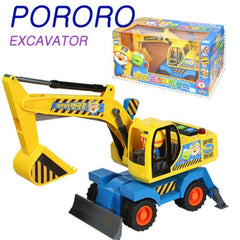 PORORO BIG EXCAVATOR TOY [SELF-COLLECTION ONLY]
