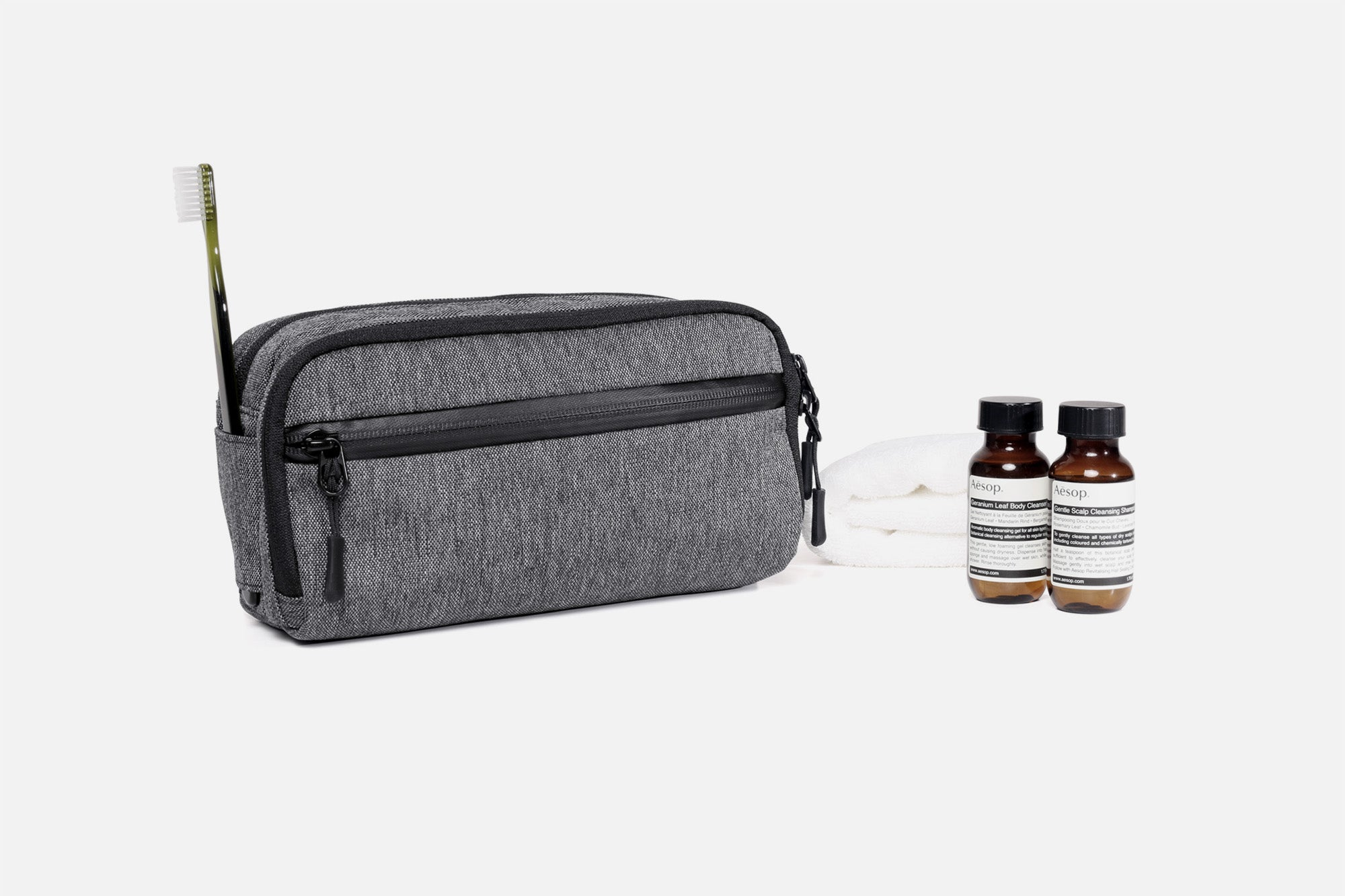 Dopp Kit (Grey)