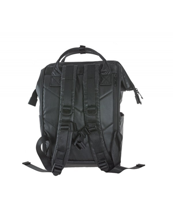 Anello Limited Edition Water Repellant Backpack (Black)