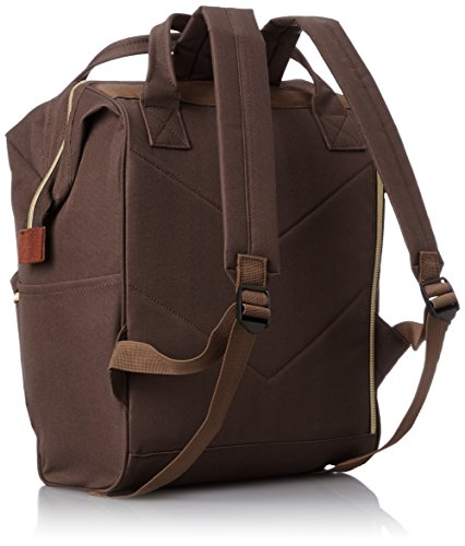 Anello Polyester Backpack Large (Brown)