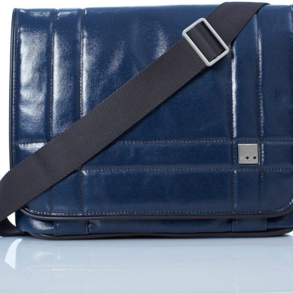 "Saxby 11"" (Navy Shiny)"