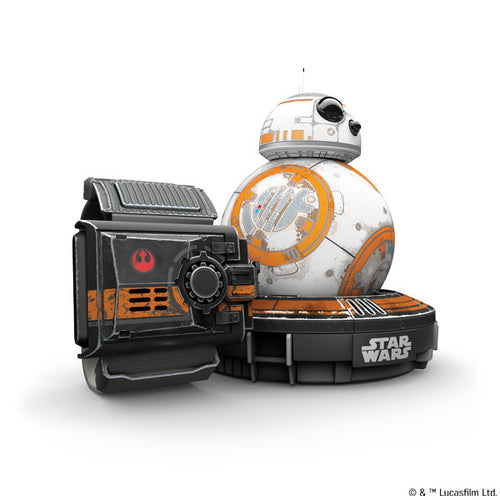 Special Edition Battle-Worn BB-8™ with Force Band™ by Sphero