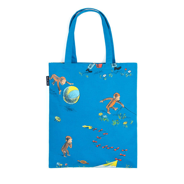 Curious George Totebag