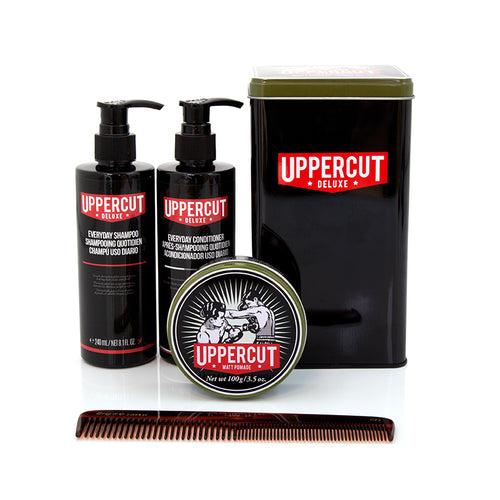 Matt Pomade Christmas Combo Kit