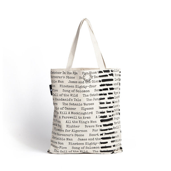 Banned Books Totebag
