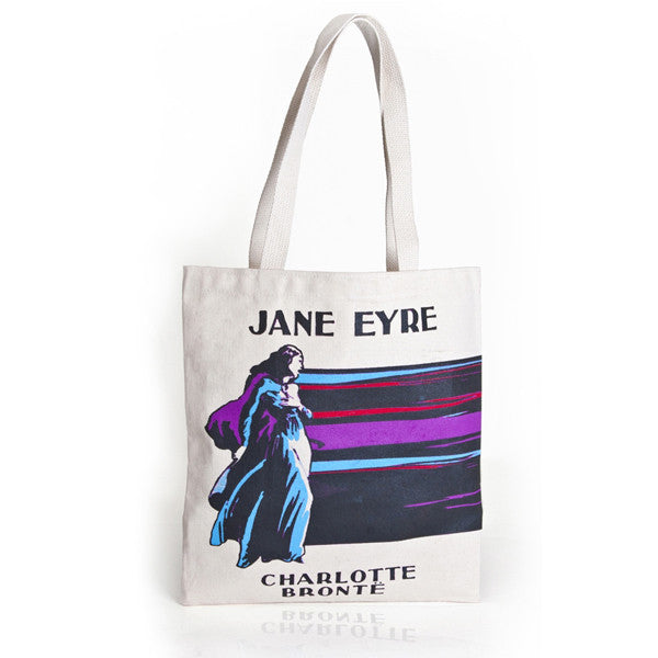 Jane Eyre Totebag