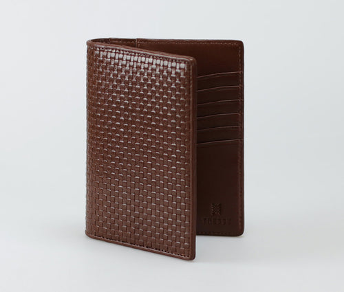 Jan Travel Wallet (Saddle)