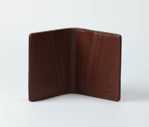 Trenza Wallet (Whiskey)