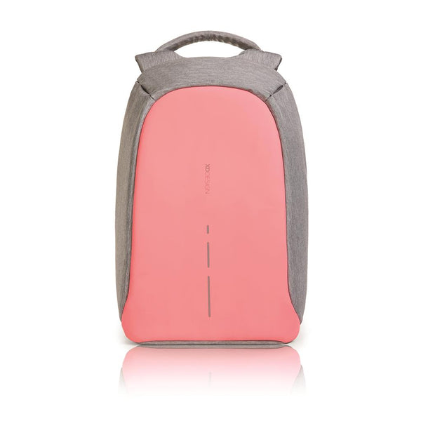Bobby Compact Anti-Theft Backpack (Coralette Pink)