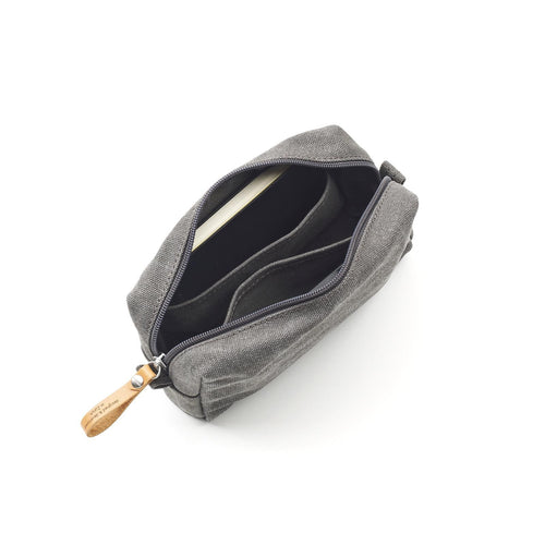 Amenity Pouch (Washed Grey)