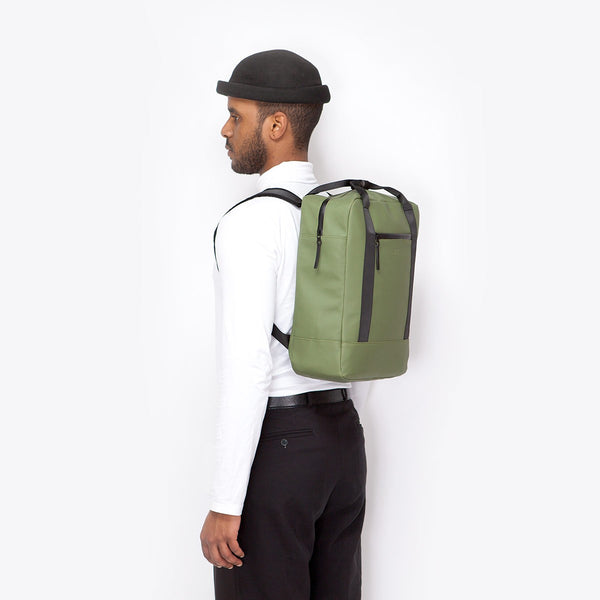 Ison Backpack (Olive Lotus Series)
