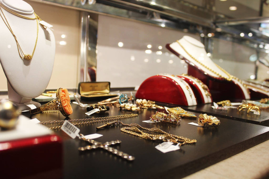Antique & Estate Jewelry in McKinney Texas