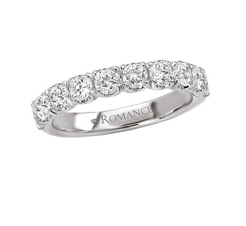 Romance Wedding Band
