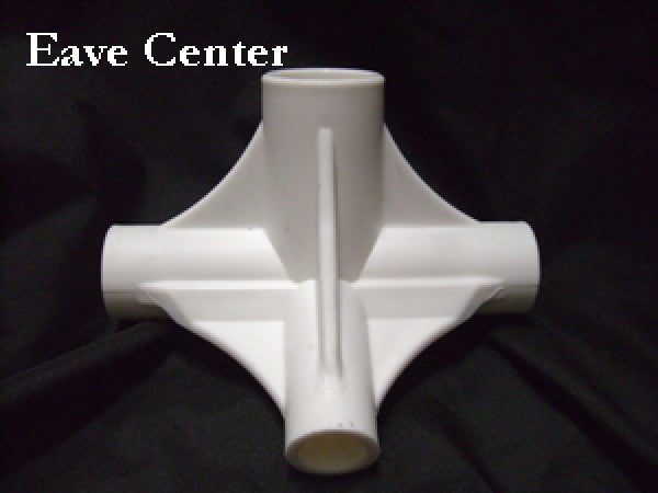 Eave Center Connector - Formosa Covers