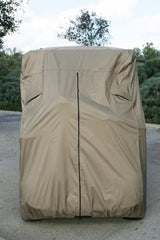 4 Passenger Golf Cart Storage Cover Taupe - Formosa Covers