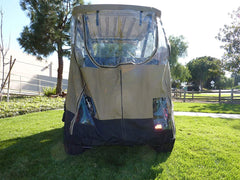 2 Passenger Golf Cart Driving Enclosure Cover Exclusive for Yamaha Drive Model - Formosa Covers