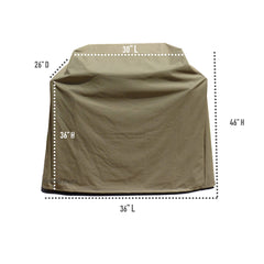 BBQ Outdoor Grill Cover 36