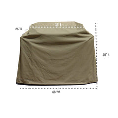 BBQ Outdoor Grill Cover 45