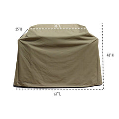 BBQ Outdoor Grill Cover 67
