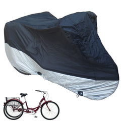 Heavy Duty Adult Tricycle Cover Fits up to 26