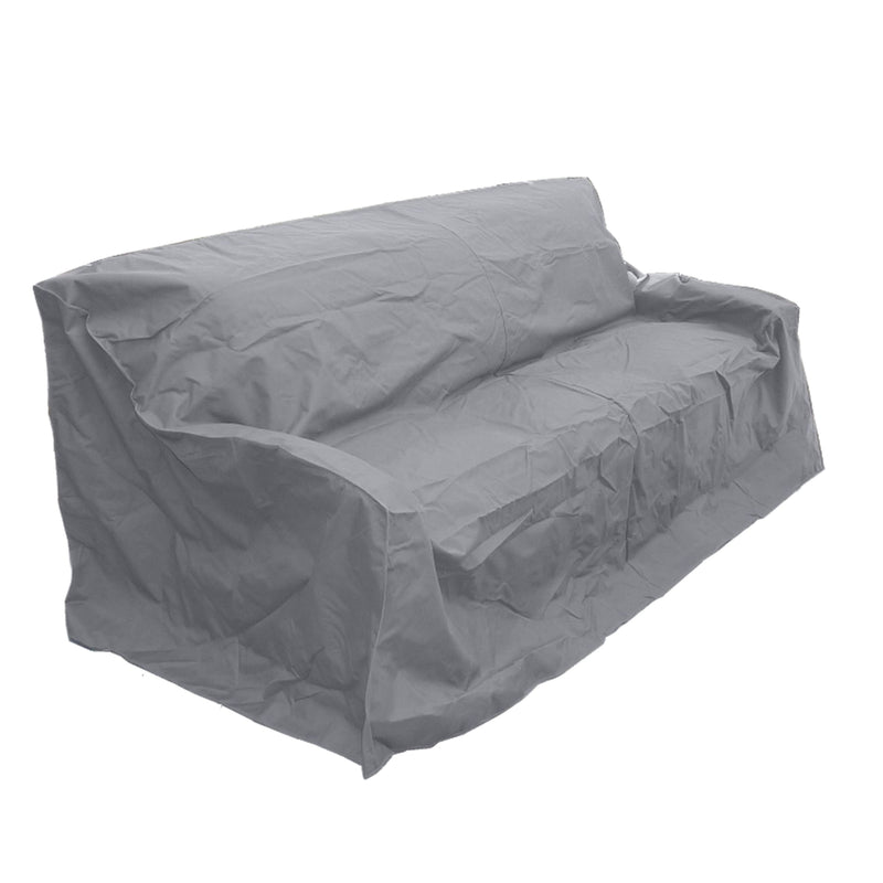"Patio Outdoor Large Sofa Cover Up to 93""L Reserve Grey - Formosa Covers"