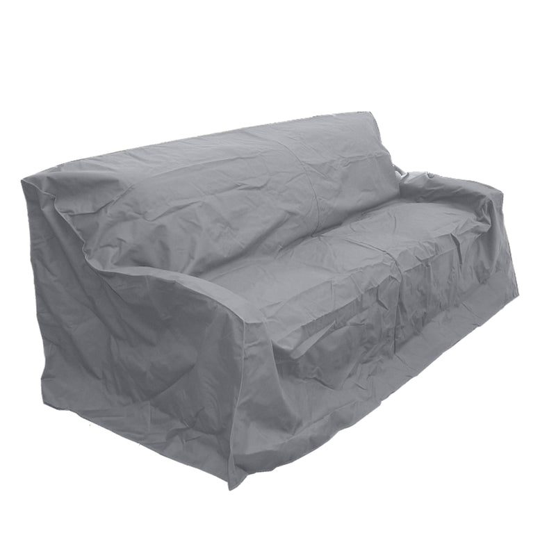 "Patio Outdoor Sofa Cover Up to 80""L Reserve Grey - Formosa Covers"
