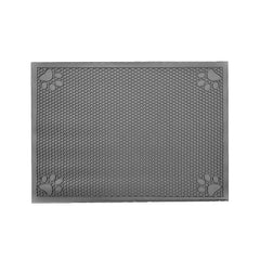 Pet Feeding Non-Slip Mat Waterproof For Water or Food Bowl Large 23