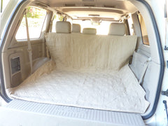 Deluxe Padded Cargo Liner  52