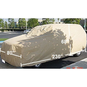 "SUV Cover XL - 230"" L - Formosa Covers"