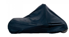 Outdoor Ultra Large Custom Bike Motorcycle Cover up to 124