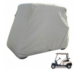 2 Passenger Golf Cart Storage Cover Taupe - Formosa Covers
