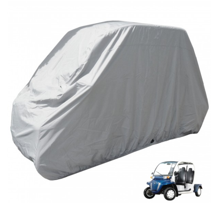 4 Passenger Golf Cart Storage Cover Exclusive for Polaris GEM e4 Model - Formosa Covers